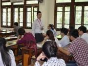 Giáo dục - du học - Bộ GD&ĐT công bố những trường hợp được miễn thi ngoại ngữ