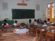 Giáo dục - du học - 600 HS đồng loạt nghỉ học: Học sinh tha thiết trở lại trường
