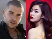 Ngôi sao điện ảnh - Hoàng Thùy Linh hát chung sân khấu với quán quân X-Factor UK