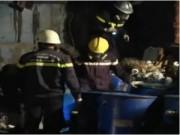 Video An ninh - Thông tin ban đầu về vụ nổ kinh hoàng TP.HCM