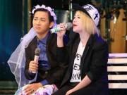"""Ca nhạc - MTV - """"Cô dâu"""" Hoài Lâm nũng nịu bên Mia """"chuẩn men"""""""