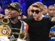 """Thể thao - Võ sỹ triệu đô dạy """"tuyệt kỹ"""" cho Justin Bieber"""