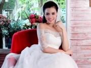 Phim - Ngắm trước hình ảnh cô dâu Trang Nhung