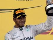 Thể thao - Russian GP – Chấm điểm các tay đua (P1): Điểm 10 cho Hamilton