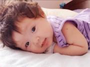 Bạn trẻ - Cuộc sống - Elly Trần khoe clip dễ thương của con gái