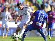 Bóng đá - Levante – Real: Sức công phá khủng khiếp