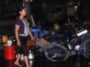 Tin tức trong ngày - HN: Cháy gần tòa nhà Keangnam, dân vội dọn đồ ra đường