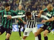 Bóng đá - Sassuolo - Juventus: Không còn là tuyệt đối