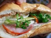 Ẩm thực - Bánh mì Việt số 1 thế giới (!)