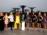 Thể thao - 8 kiều nữ đua sắc ở WTA Finals