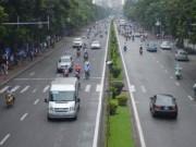 Tin tức trong ngày - Họp Quốc hội, Hà Nội tạm cấm nhiều tuyến đường