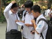 Giáo dục - du học - Tù mù với miễn thi ngoại ngữ