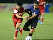 Bóng đá - U21 VN - U21 Singapore: Chiếc thẻ đỏ bước ngoặt