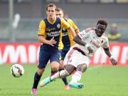 Bóng đá - Hellas Verona - AC Milan: Khác biệt ở dứt điểm