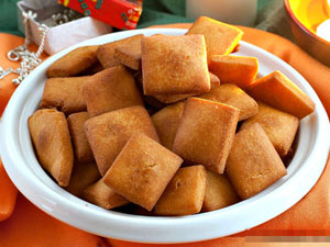 Cách làm bánh quy thơm phức không cần lò nướng