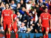 """Bóng đá - Thắng trận, người Liverpool thừa nhận """"ăn may"""""""