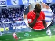 """Bóng đá - """"Chân gỗ"""" Balotelli bỏ lỡ cơ hội không tưởng"""