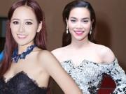 Thời trang - Mai Phương Thúy, Hà Hồ tranh đua ngôi vị mặc đẹp