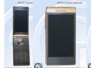 Thời trang Hi-tech - Samsung Galaxy Golden 2 nắp gập sắp ra mắt