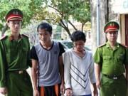 An ninh Xã hội - Mới ra tù lại bịt mặt, vác kiếm ra đường chặn xe để cướp
