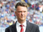 Bóng đá - Van Gaal thừa nhận MU rất nhớ Champions League