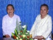 Tin tức trong ngày - Hai chị em ruột cao tuổi nhất Việt Nam