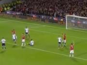 Bóng đá - Video: MU mất trắng một quả penalty