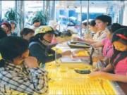 Video An ninh - Phú Yên: Dân đổ xô đi bán vàng vì tin đồn thất thiệt