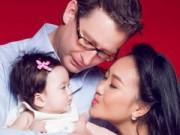 Ngôi sao điện ảnh - Đoan Trang: Lấy chồng Tây và những đánh đổi