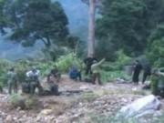 Video An ninh - Đà Nẵng: Truy quét các đối tượng khai thác vàng trái phép