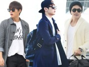 Thời trang - Soi phong cách đời thường của mỹ nam xứ Hàn