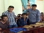 Video An ninh - Tóm gọn 2 đối tượng người Lào vận chuyển ma túy