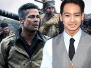 """Phim - Brad Pitt để quý tử 13 tuổi xem """"phim người lớn"""""""
