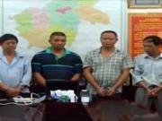Video An ninh - Bắt nhóm tội phạm sử dụng thẻ tín dụng giả tại Hà Giang
