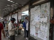 Tin tức trong ngày - Ảnh: Trạm xe buýt lớn nhất Thủ đô trước ngày bị dỡ bỏ