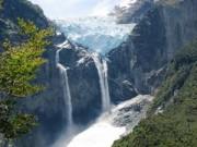 Du lịch - Chiêm ngưỡng dòng sông băng lơ lửng giữa trời