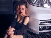 Ô tô - Xe máy - Người đẹp bikini khoe thân bốc lửa bên xe