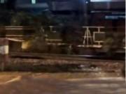 Camera hành trình - Băng qua đường ray, người đàn ông bị tàu cán tử vong