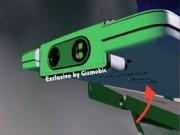 Thời trang Hi-tech - Lộ ảnh Oppo N3 dùng cảm biến vân tay ở mặt sau