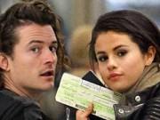 "Phim - Selena Gomez ""lén lút hẹn hò"" Orlando Bloom?"