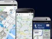 Công nghệ thông tin - Bản đồ Here Maps đã cho phép cài đặt trên Android