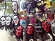 Thị trường - Tiêu dùng - Thị trường Halloween: Hàng Trung Quốc áp đảo