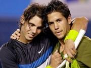Thể thao - Nadal, Verdasco thi nhau trình diễn tuyệt chiêu