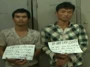 Video An ninh - Lào Cai: Ngang nhiên cướp giật giữa khu thương mại