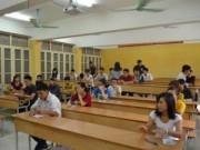 Giáo dục - du học - ĐH Quốc gia Hà Nội tuyển thẳng học sinh giỏi 3 năm THPT