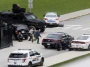 Tin tức trong ngày - Nhà Quốc hội Canada bị tấn công, Thủ tướng sơ tán