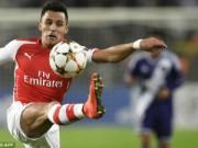 Bóng đá - Anderlecht – Arsenal: Thoát hiểm phút cuối