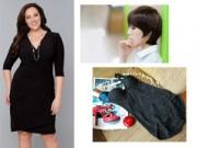 Thời trang - Nàng béo: Nên và không nên mặc?