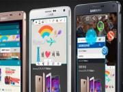 Ra mắt Samsung Galaxy Note 4 chạy hai SIM