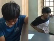 Video An ninh - Bi hài cướp nhầm... thùng thuốc vi sinh